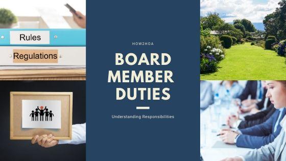 Board of Directors, Roles & Responsibilities