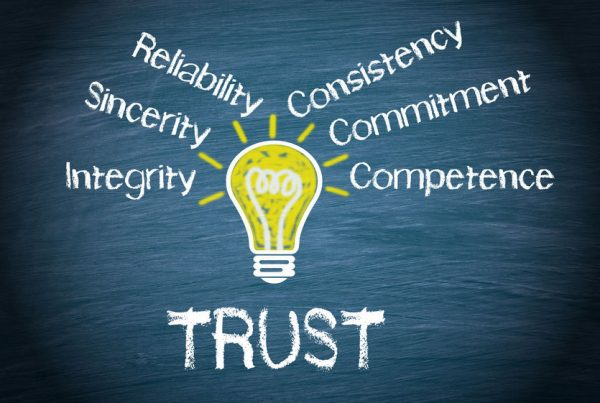 earn and keep the trust of the Board